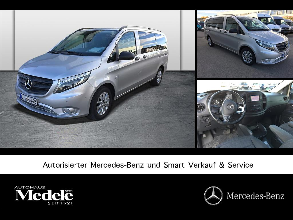Mercedes-Benz Vito 116 L TOURER LED NAVI AHK SCHIEBETÜR li+re