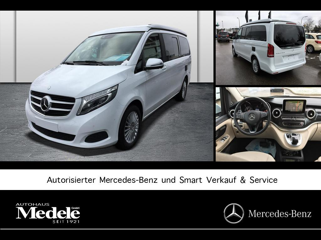 Mercedes-Benz Marco Polo V 250 d DISTRONIC COMAND AHK LED PTC