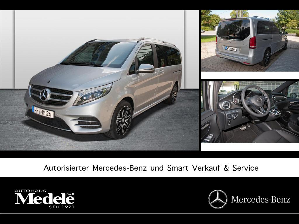 Mercedes-Benz V 250 d L AVANTGARDE EDITION 4 MATIC LED AMG-19`